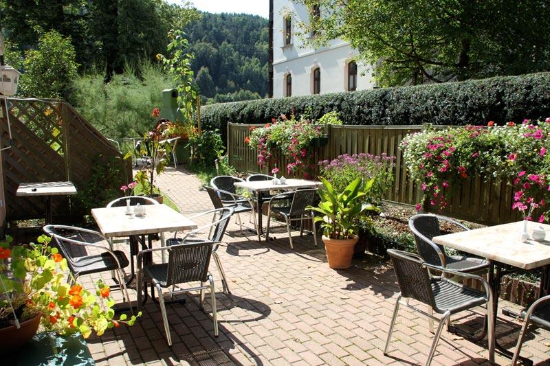 Hotel Garni Elbgarten